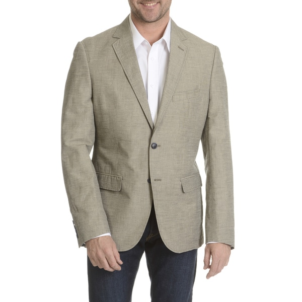 Daniel Hechter Men S Soft Linen Blend Sport Coat