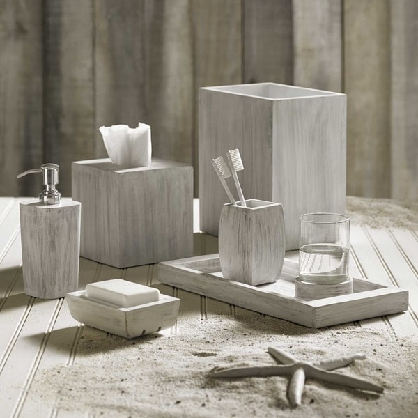 Seaside Bathroom Accessory Collection