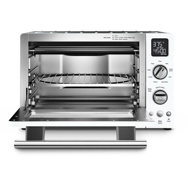 Kitchenaid Kco275wh White 12 Inch Digital Countertop