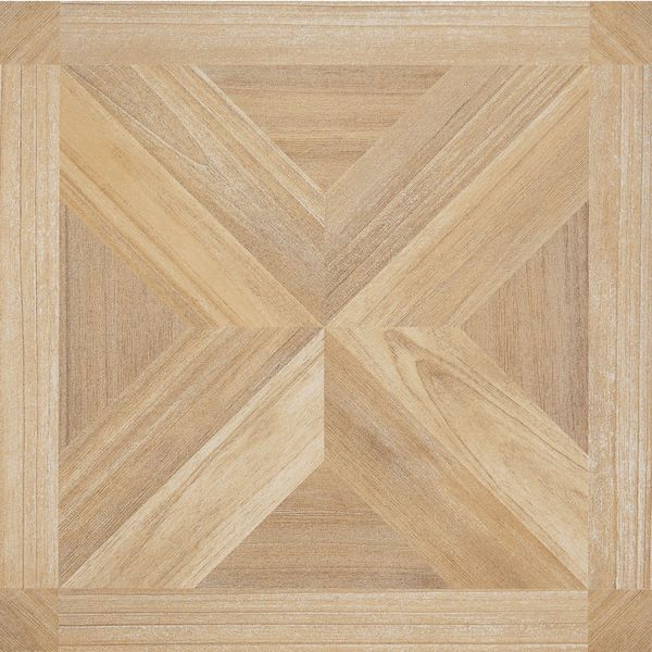 Nexus Maple X Parquet 12x12 Self Adhesive Vinyl Floor Tile