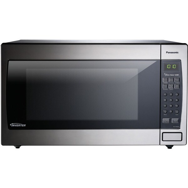 Sharp Microwave Oven Drawer Panasonic NN-SN966S 2.2-cubic foot 1250-watt Genius Sensor ...