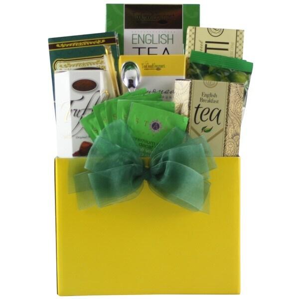 Tea Time Gourmet Tea Gift Basket