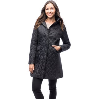 a1848381aef9 Larry Levine Women s Quilted Coat With Removable Hood price - hjuqq214g