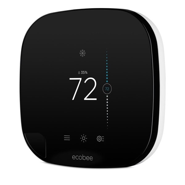 Ecobee3 Homekit-enabled Smart Thermostat - 18747825 - Overstock Com Shopping