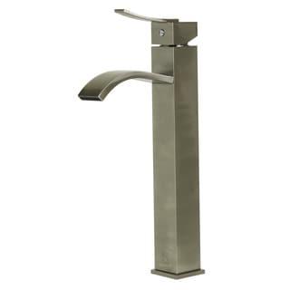 Elite Brushed Nickel New Design Single Lever Bathroom