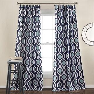 Lush Decor 84 Inch Prima Curtain Panel Pair 13269437