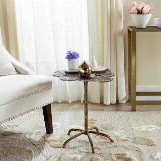 Safavieh Corey Antique Copper Side Tables 18372955