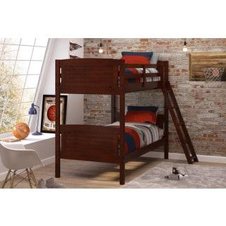 Woodcrest Pine Ridge Tent Slide Bunk Bed 17200800