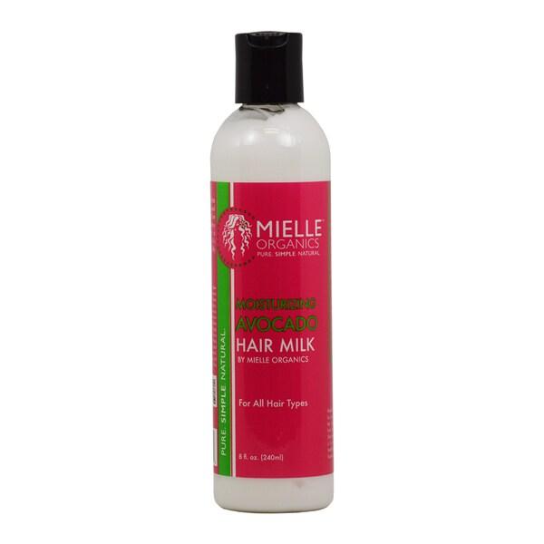 Mielle Organics Moisturizing Avocado 8 Ounce Hair Milk