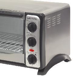 Euro Pro 1200 Watt Convection Toaster Oven 12250988