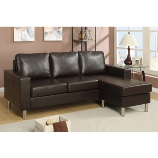 Furniture Of America Jenick Contemporary Sectional With