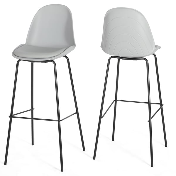 Christopher Knight Home Alastair Barstool Set Of 2