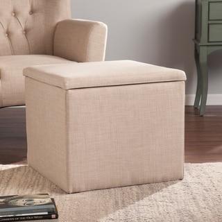 Furniture Of America Bluetooth Double Speaker Storage