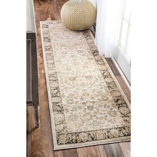Nuloom Traditional Persian Fancy Runner Rug 2 8 X 8