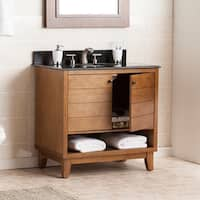 Harper Blvd Ramon Granite Top Bath Vanity Sink
