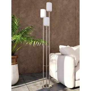 Lite Source Bess 3 Light Floor Lamp 16686461 Overstock