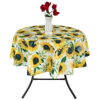 Crushed Fabric Tablecloth Liner 15932229 Overstock Com
