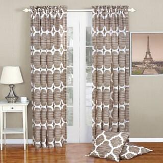 Nirvano Rod Pocket 96 Inch Curtain Panel 12155858