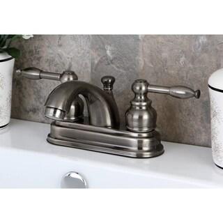 Water Creation Vintage Style 4 Inch Centerset Bathroom
