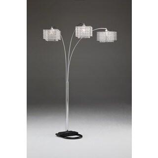 Birds Nest Arc Floor Lamp 14981066 Overstock Com