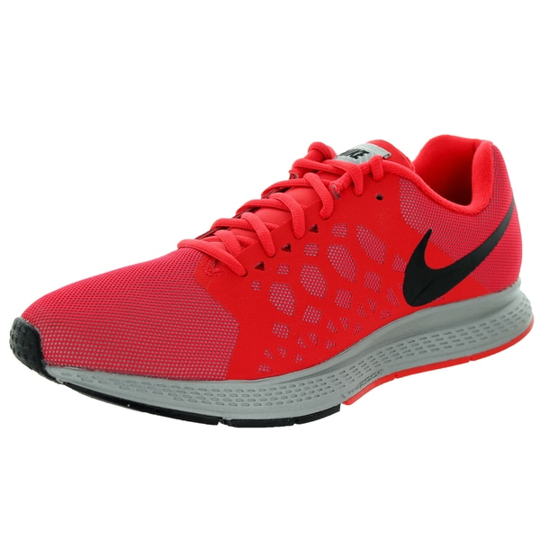 193f095702f2e ... 50% off nike zoom pegasus 31 flash reflective silver action red black  mens running.