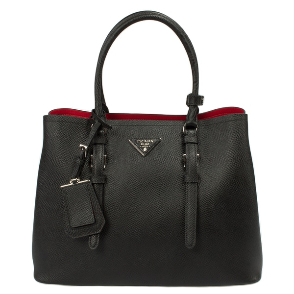 80c2cee6cda4 Prada Double Bag Silver Hardware | Stanford Center for Opportunity ...