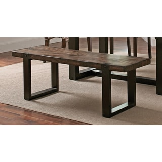 Renate Coffee 48 Inch Dining Room Bench 15950698