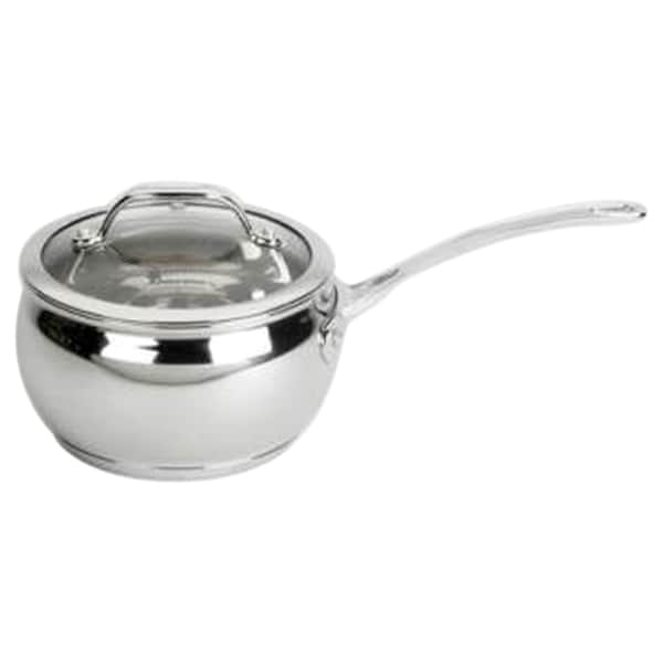David Burke Gourmet Pro Splendor 2qt Chef Sauce Pan Pot