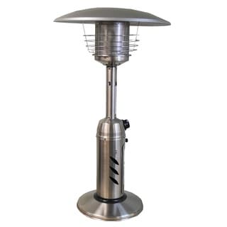 Garden Sun Stainless Steel Patio Wheeled Heater 11748655