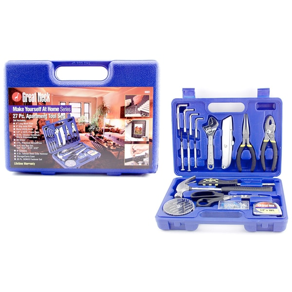 076812966018 UPC - 96601 27 Pc Tool Kit | UPC Lookup