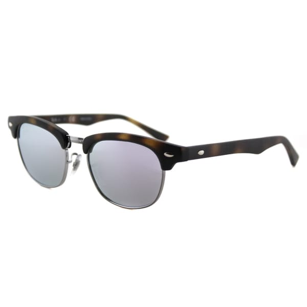 f7f41157336 Ray Ban Updated Round Aviator Sunglasses Brown Fade Lens « Heritage ...