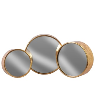 Urban Trends Collection Patterned Metal Mirror 15558803