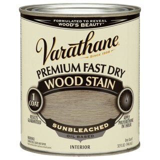 Varathane 262011 1 Qt. Sunbleached Fast Dry Wood Stain