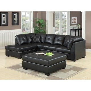 Coaster Company Taupe Chenille Cushioned Sectional