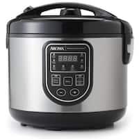 Aroma ARC-988SB Professional 16-cup Digital Rice Cooker