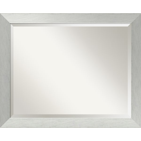 Bathroom Mirror Large Fits Standard 30 Inch To 36 Inch
