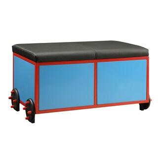 Kid S Cowboy Storage Bench 12066981 Overstock Com