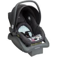 Cosco Light 'n Comfy DX Multicolor Plastic Elephant Puzzle Infant Car Seat