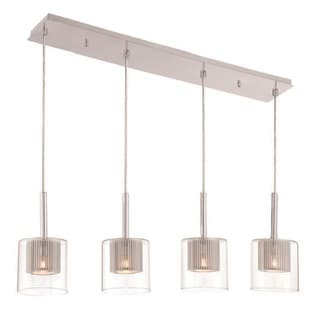 Capital Lighting Langley Collection 3 Light Brushed Nickel
