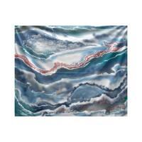 E by Design Remolina Geometric Print Tapestry