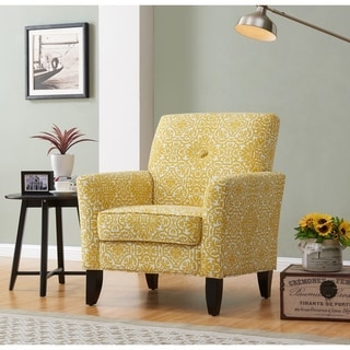 Accent Chairs Yellow Living Room Chairs Shop The Best