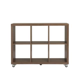 68 Inch Solid Birch Veneer Bookshelf Deals Reviews