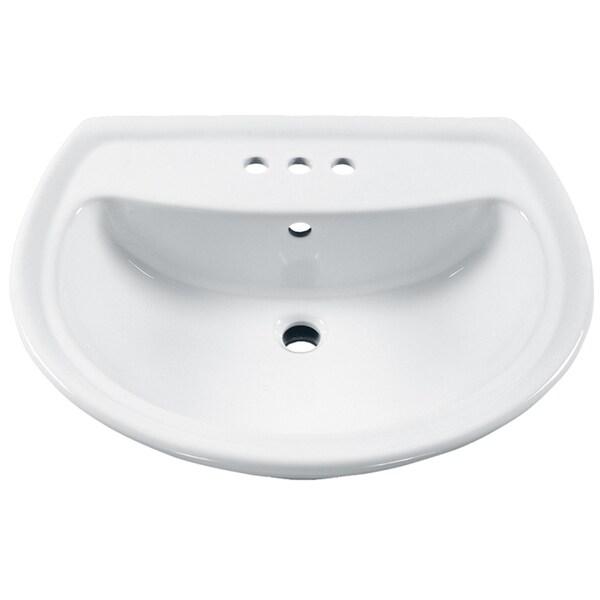 American Standard Surgeonaposs White Wallmount Bathroom Sink
