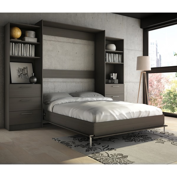 Stellar Home Furniture Euro Queen Platform Bed And Headboard