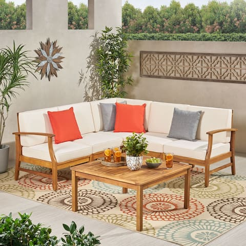 Buy Wood Outdoor Sofas Chairs Sectionals Online At