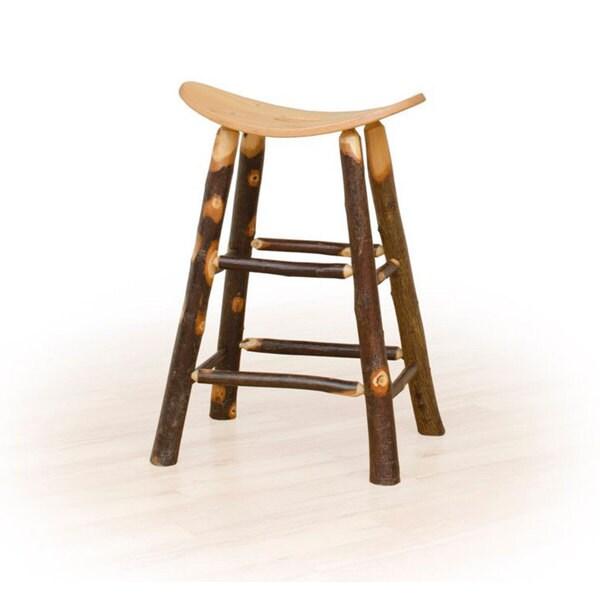 Home Elegance 5302c24 Saddleback 24 Inch Counter Height