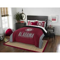 The Northwest Company COL 849 Alabama Modern Take Full/Queen 3-piece Comforter Set