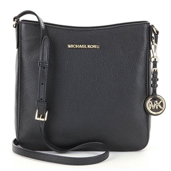 beec13e8b26e coupon for michael michael kors bedford venus leather large messenger bag  black dca3e 38272