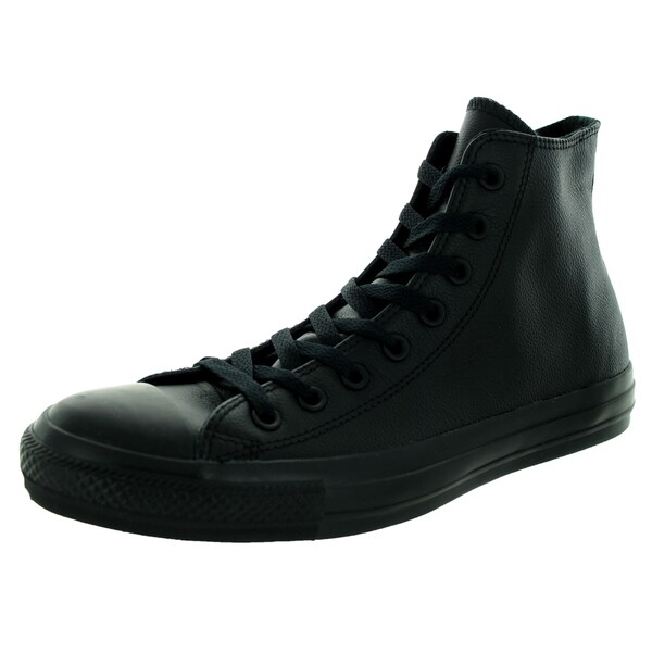 UPC 886951553037. CONVERSE Unisex-Adult Chuck Taylor All Star Mono Leather  Hi Trainers ... 7ed1b9c21