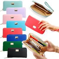 Gearonic Faishion Full Zipper Women Wallet